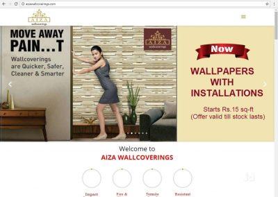 Aiza Wallcoverings