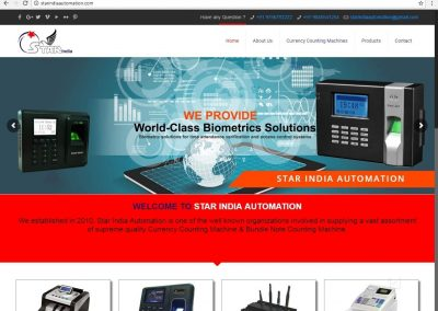 Star India Automation